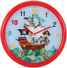 Laikrodis sieninis berniukų kambariui D 25 cm RE101B