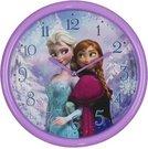 Laikrodis sieninis Disney motyvais Anna ir Elsa DI222 H:26 W:26 D:4 cm isp.