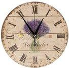 Laikrodis sieninis Levandos 26x2,5x26 25178