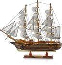 Laivas medinis 43x37 cm HR16084 SAVEX