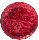 Lėkštelė stiklinė raudona KLD YQM7201-1 dia.19.5*2.3CM SAVEX