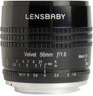 Lensbaby Velvet 56 Nikon F