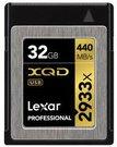 Lexar XQD Card 64GB 2933x Professional