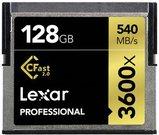 Lexar CFast 2.0 128GB 3600x Professional