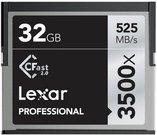 Lexar CFast 2.0 32GB 3500x Professional
