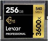 Lexar CFast 2.0 256GB 3600x Professional