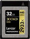Lexar XQD Card 32GB 2933x Prof incl XQD 2.0 USB 3.0 Reader