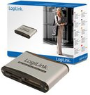 Logilink 56-in-1 card reader, USB2.0