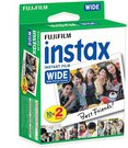 20vnt Fujifilm Instax Film Wide fotoplokštelių