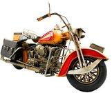 Motociklas retro MR5 34x14x19 cm