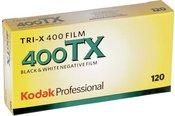 Fotojuosta Kodak TRI-X 400 120 1x5 vnt.