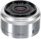 Nikon 1 NIKKOR 1,8/18,5 mm silver