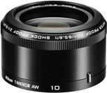 Nikon 1 NIKKOR AW 10 mm black