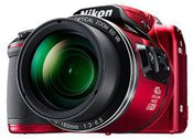 Nikon COOLPIX B500 red