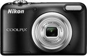 Nikon Coolpix A10 Kit (juodas)