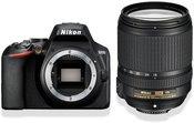 Nikon D3500 + 18-140 AF-S DX VR