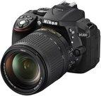 Nikon D5300 + 18-140mm VR + Dėklas + 8GB (Demo)