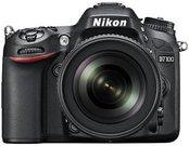 Nikon D7100 + 18-105mm VR