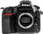 Nikon D810 be objektyvo