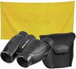 Nikon Travelite VI 8x25 CF + Jacquard Beach Towel