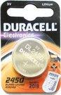 Maitinimo elementai Duracell DL2450 3V (DL2450 / CR2450 / ECR2450)