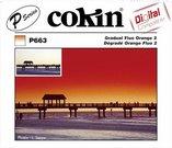 Cokin Filter P663 Gradual fluo orange 2