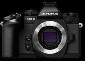 Olympus OM-D E-M1 be objektyvo