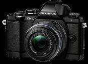 Olympus OM-D E-M10 + 14-42mm