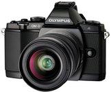 Olympus OM-D E-M5 su 12-50mm objektyvu