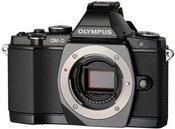Olympus OM-D E-M5 be objektyvo