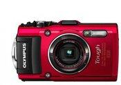 Olympus TG-4 Red