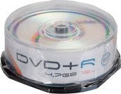 Omega Freestyle DVD+R 4.7GB 16x 25pcs spindle