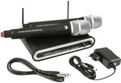 Omnitronic UHF-202 Wireless mic system