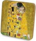 Padėkliukas Klimt paveikslo Bučinys motyvais 10,5x10,5 cm 107675
