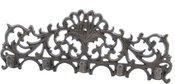 Pakaba sieninė metalinė Ornamentas 36.8*23.5*4.3cm (4) SAVEX