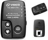 Paleidėjas/valdymo pultelis Visico VC-801TX