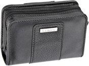 Panasonic DMW-PHH14XEK Leather Bag black