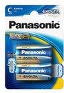 1x2 Panasonic Evolta Baby C LR 14 maitinimo elementai