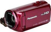 Panasonic HC-V250EG-R red
