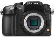 Panasonic Lumix DMC-GH3 be objektyvo