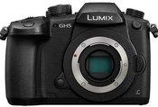 Panasonic Lumix DMC-GH5 be objektyvo