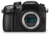 Panasonic Lumix DMC-GH4 be objektyvo