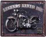 Paveikslas Motociklas 93318, 20x25 cm. zzz