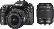 Pentax K-5 II + 18-55mm WR + 50-200mm WR