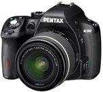Pentax K-50 + 18-55mm WR