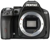Pentax K 50 Body black