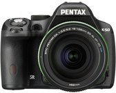 Pentax K 50 Kit black + DA 18-135 WR