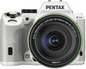 Pentax K-S2 Kit weiß + 18-135 WR