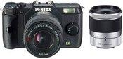 Pentax Q7 + 5-15 mm + 15-45 mm