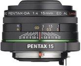PENTAX SMC DA 15 mm F4 limited
